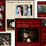 Сайт стилиста