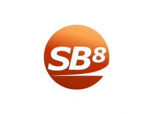 Логотип копмании SB 8