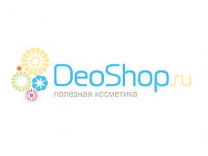 Наполнение магазина косметики Deoshop